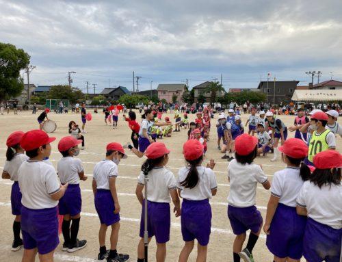 高島小学校体育発表会